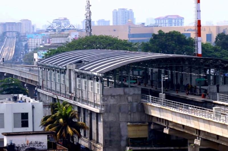 Thaikoodam Station-Kochi Metro