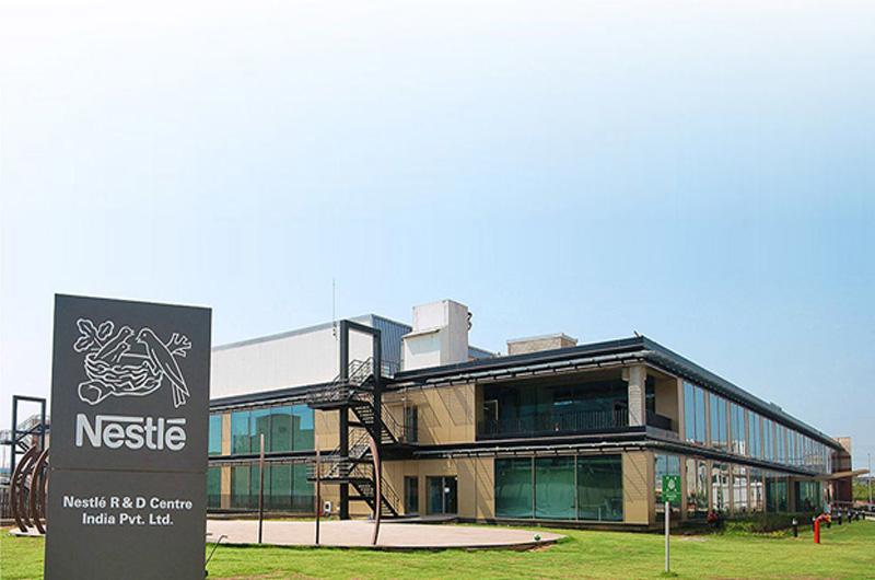 Nestle R&D Center At Manesar