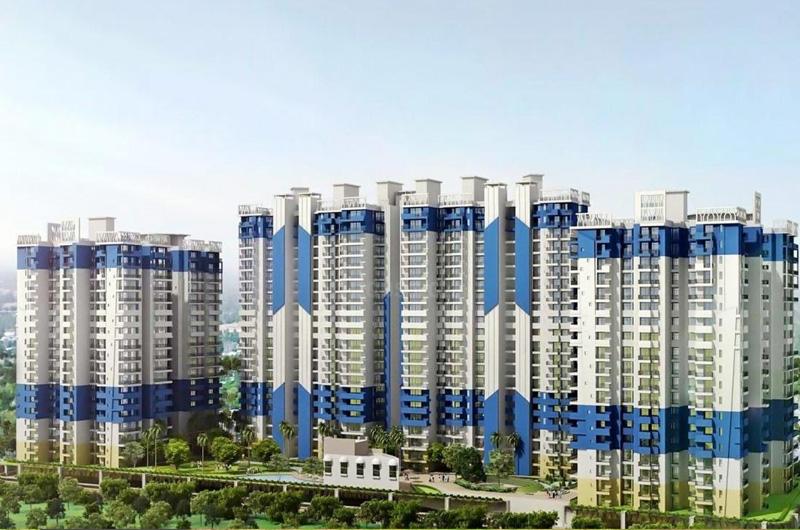 JKG Palm Court ,Noida Extension