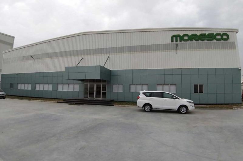 Moresco at Sanand, Gujarat